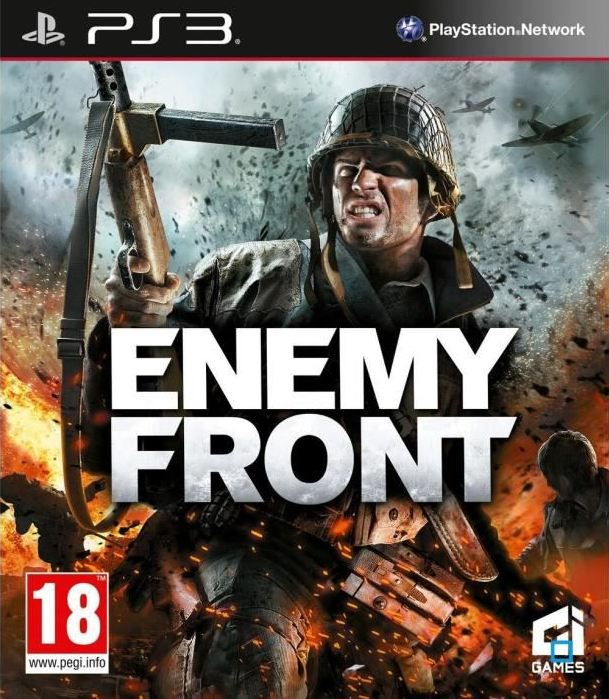 Enemy Front PS3 Download