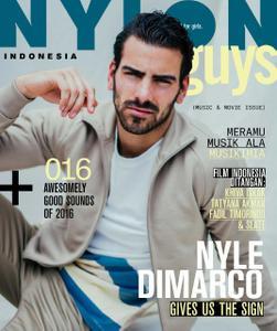 Nylon Guys Indonesia - April-May 2016