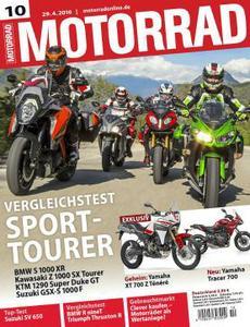 Motorrad - Nr 10 29 April 2016