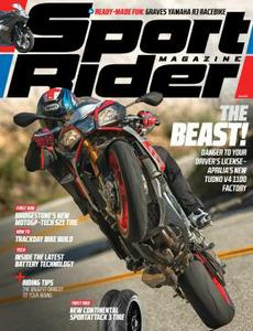 Sport Rider - June - July 2016