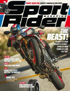 Sport Rider - June-July 2016