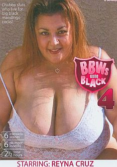 BBWs Gone Black #4 Cover