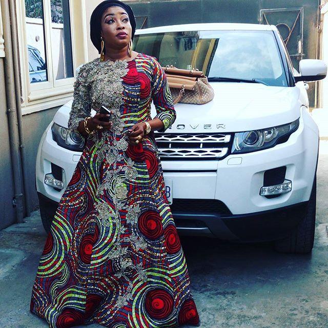 Kitenge Dress Designs For 2017 Mishono Nigeria Fashion 2d
