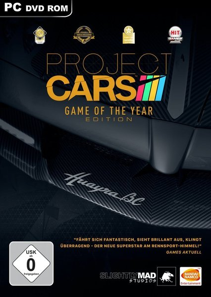 Project CARS Game Of The Year Edition – RELOADED
