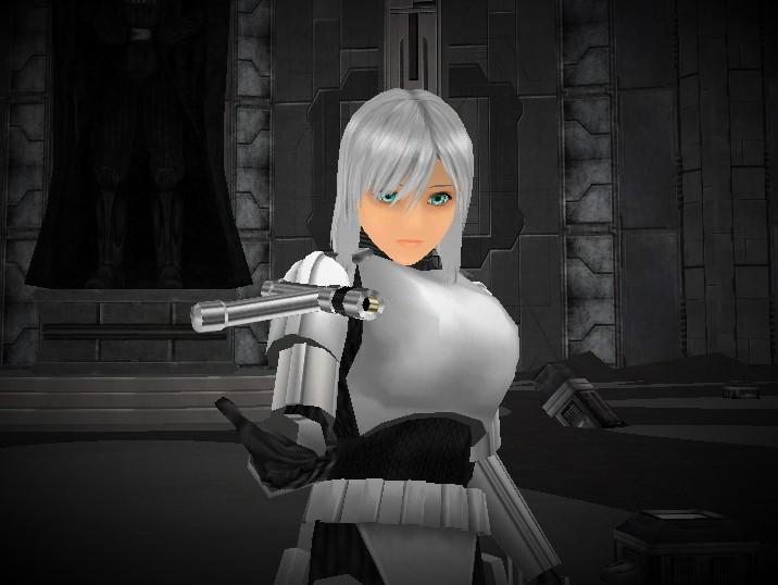 female stormtrooper  u0026 more - wips  teasers  u0026 releases