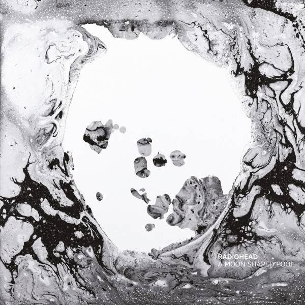 Radiohead - A Moon Shaped Pool (Deluxe Edition) (2016)