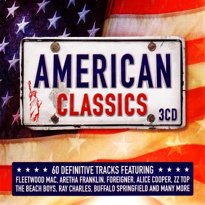 American Classics [3CD] (2016) .mp3 - 320kbps