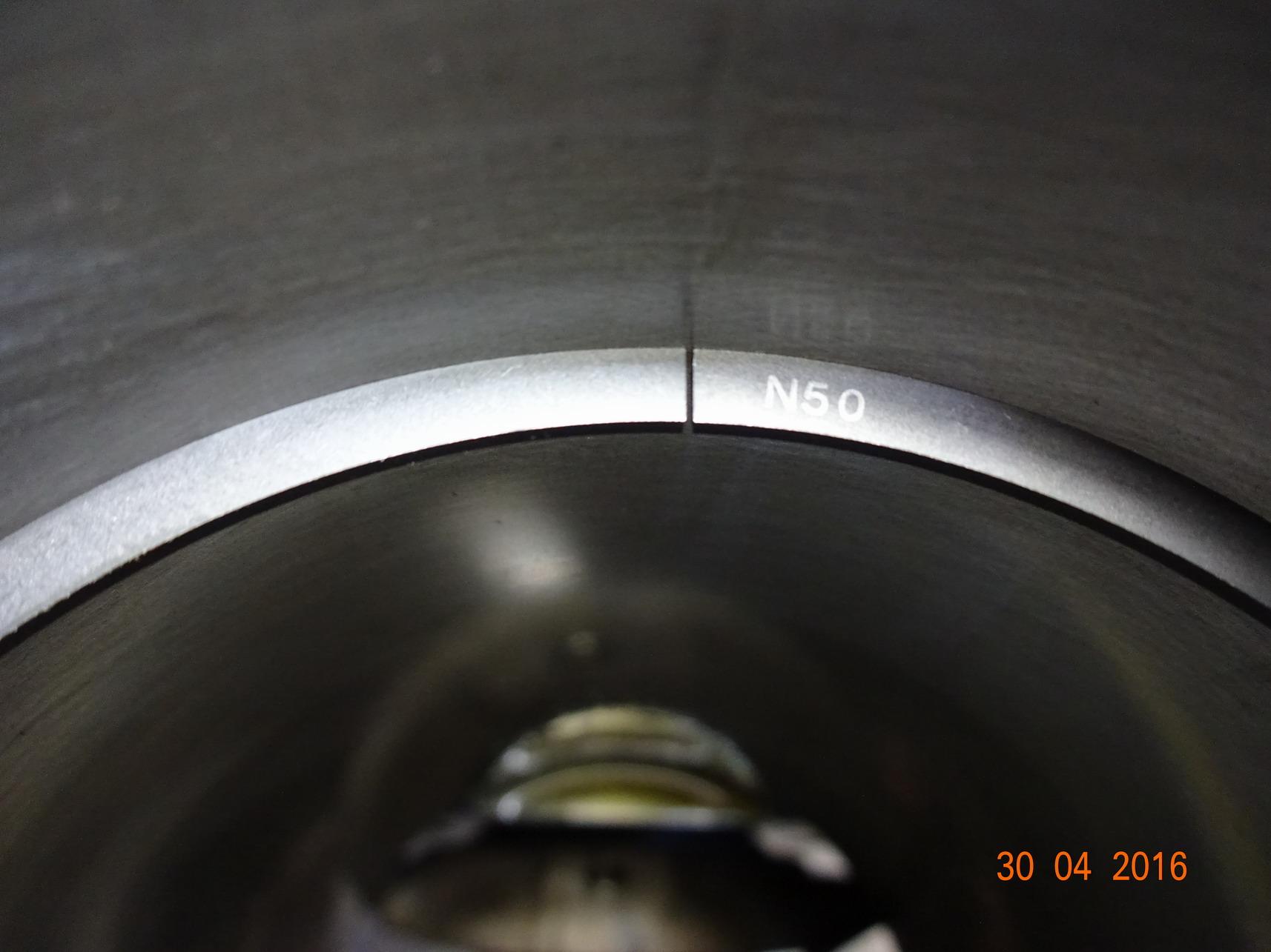 100% Wahr Stahlbuchse Business & Industrie