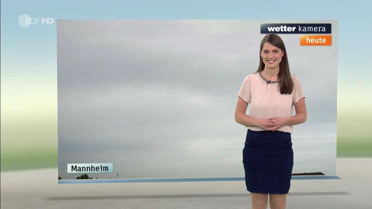 Christa Stipp Wetterbericht Im Quot Mittagsmagazin Quot Am 10 05