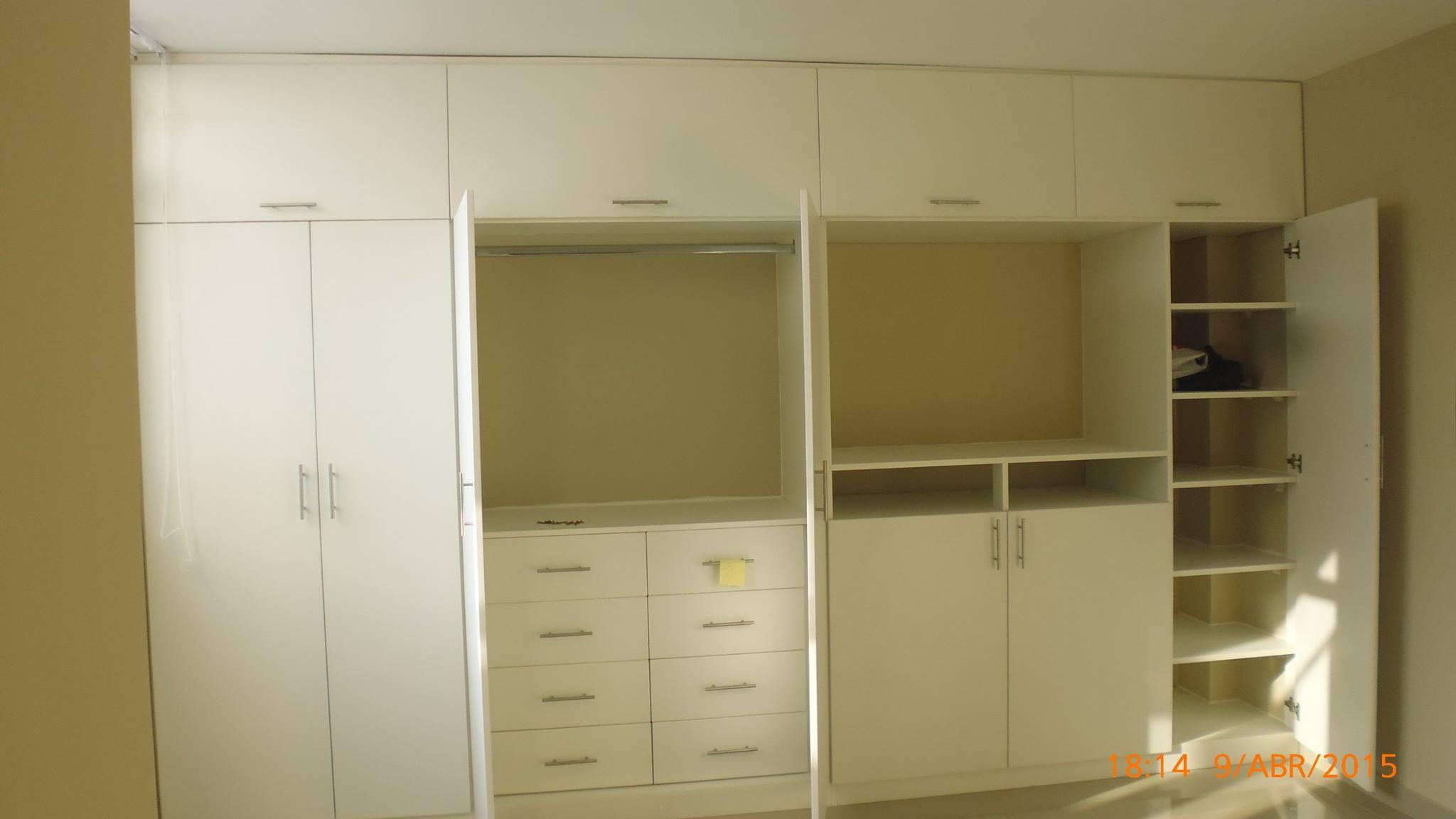 closet cocinas empotrados de melamina s 840 00 en
