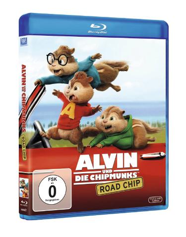 Alvin Und Die Chipmunks 4 Road Chip Stream