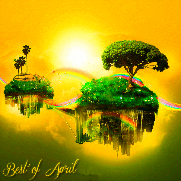 RnB4U.in Presents - Best Of April (2016)