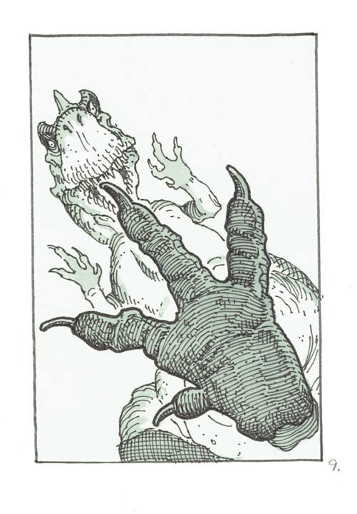 Verworfene Jurassic Park Zeichentrickserie - Seite 2 Ddhs8shq