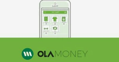 Transfer OLA Money to Bank