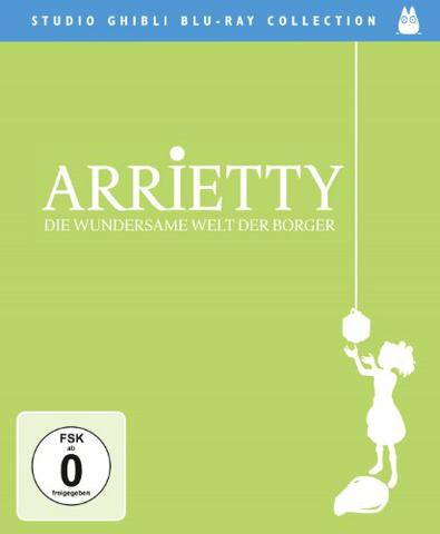 download Arrietty Die Wundersame Welt der Borger