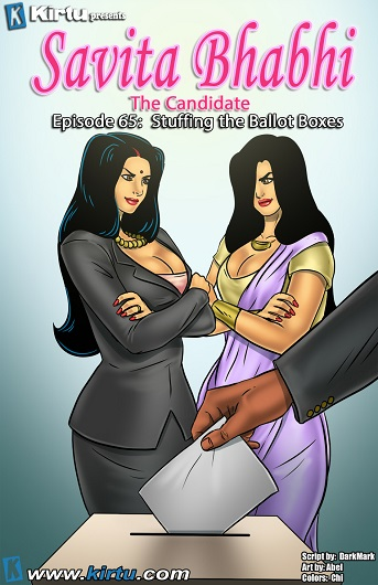 Savita Bhabhi - Episode 65 - The Candidate - Stuffing The Ballot Boxes