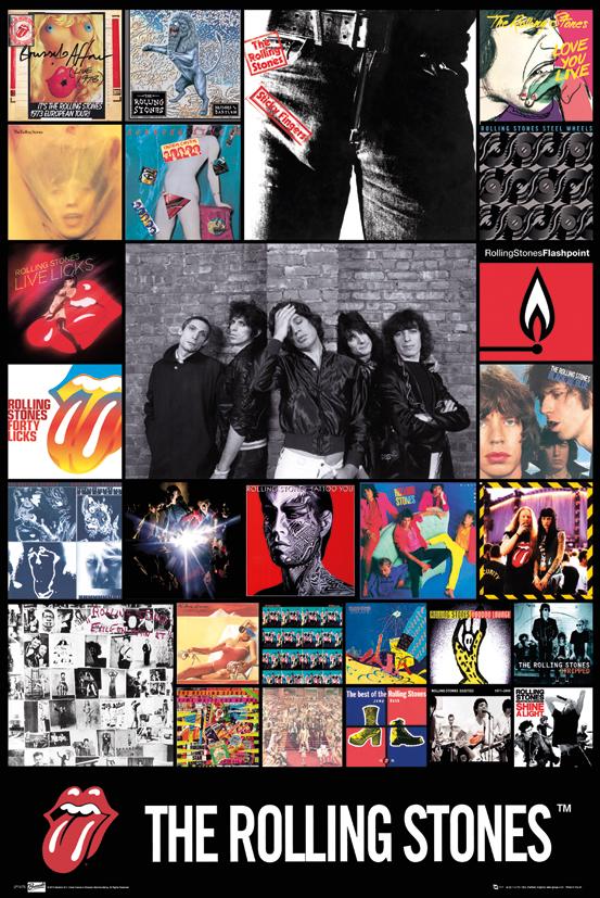 скачать Rolling Stones дискография торрент - фото 3