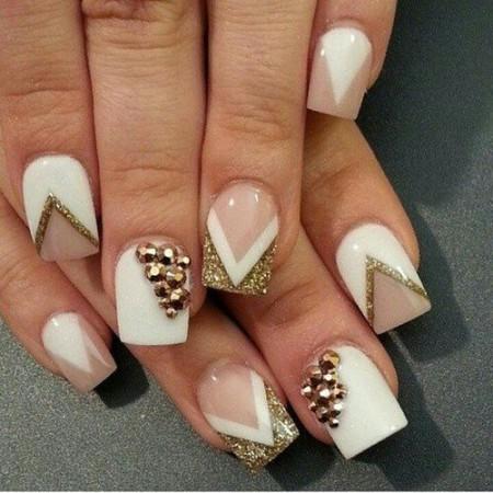 acrylic nail art designs ideas trends  fashion 2d
