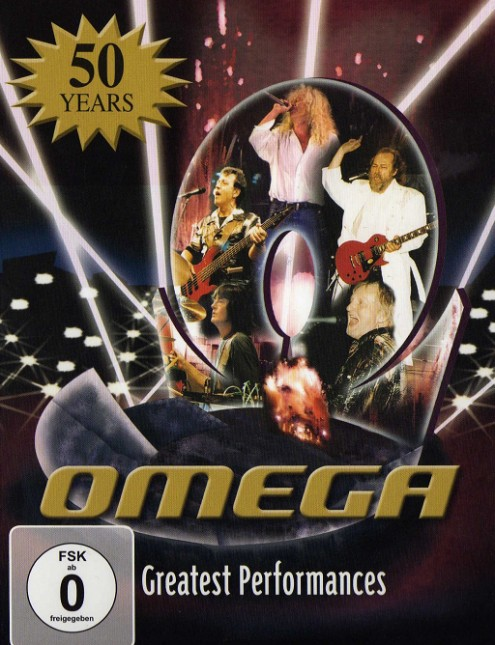 Omega - Greatest Performances (2012) 2DVD