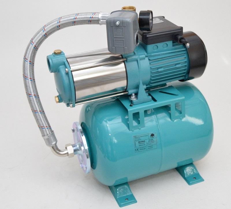 24 l hauswasserwerk hauswasserautomat pumpe 1300w mit druckschalter gartenpumpe. Black Bedroom Furniture Sets. Home Design Ideas