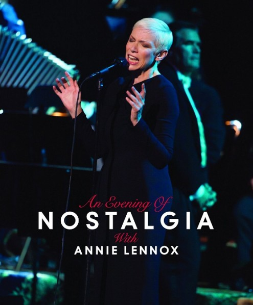Annie Lennox - An Evening of Nostalgia with Annie Lennox (2015) DVD9