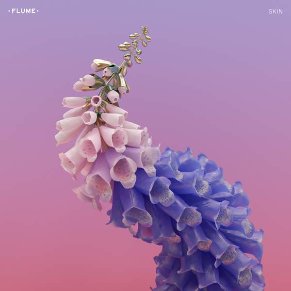 Flume - Skin (2016)