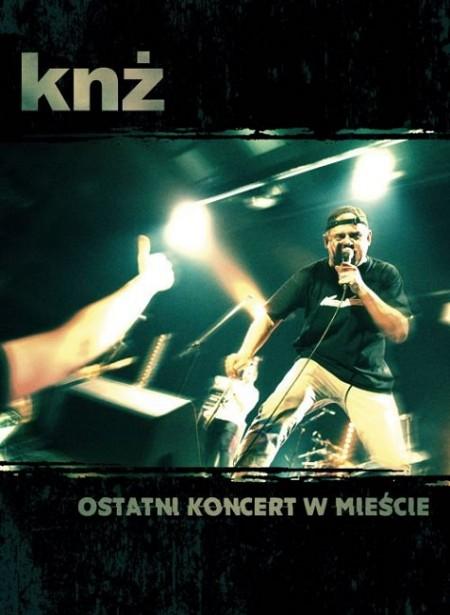 Kazik - Ostatni koncert w mieście (2016) DVD9