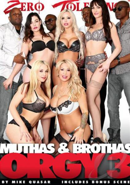Muthas And Brothas Orgy 3 Cover