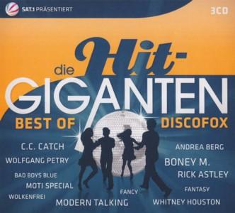 Die Hit-Giganten - Best of Discofox (3CD) (2015)