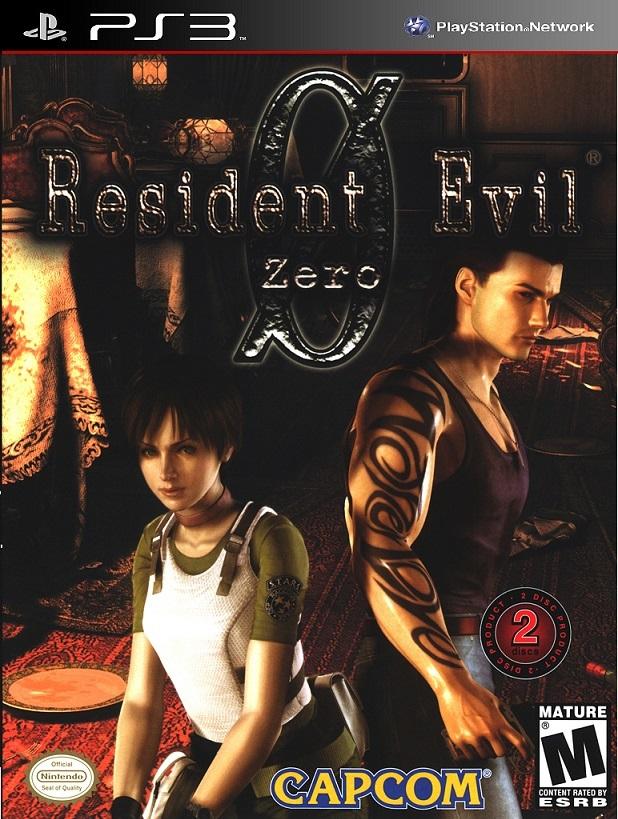 Resident Evil Zero PS3 Kutulu Sürüm (İNDİR)