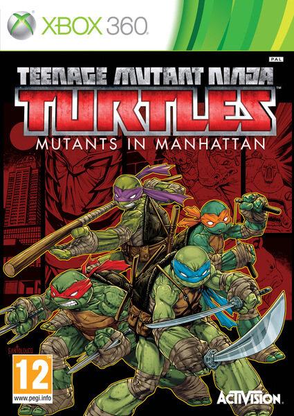 Teenage Mutant Ninja Turtles Mutants in Manhattan XBOX360 – COMPLEX