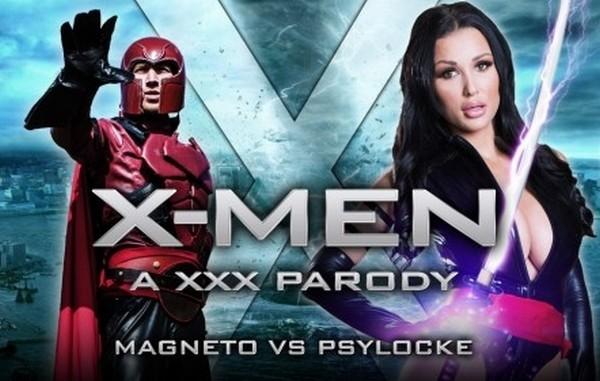 Patty Michova - XXX-Men, Psylocke vs Magneto - XXX Parody 25.05.16 Cover