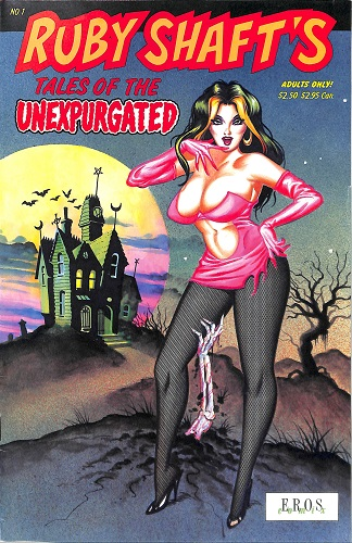 Art Wetherell - Ruby Shaft's - Tales of the Unexpurgated 1