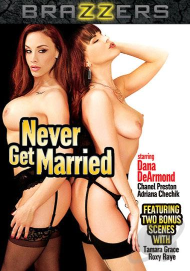 Never Get Married Cover