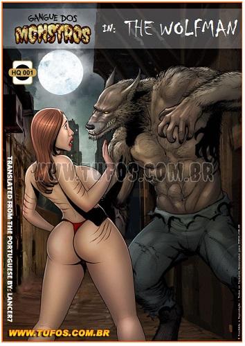 секс с монстрами комиксов смотреть