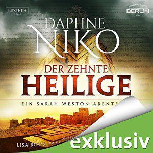 Daphne Niko-Der zehnte Heilige -Hoerbuch mp3
