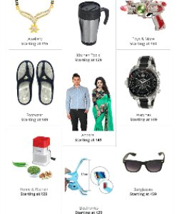 PayTM Sunday Bazaar - Deals Starting From Rs.15 Only