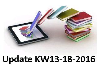 : Wochenupdate Kw-13-18-2016