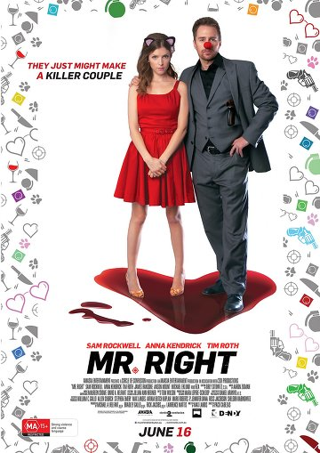 Mr. Right 2015 [FRENCH] [BRRiP]