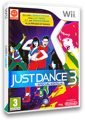 download Just Dance 3 Special Edition PAL [WBFS]