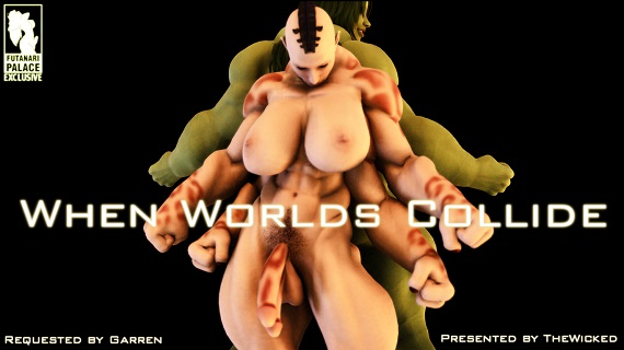 Wicked Works - When Worlds Collide
