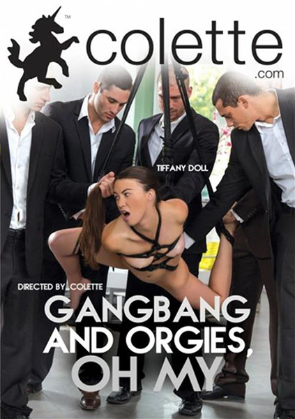 Gangbang And Orgies Oh My 1080p Cover