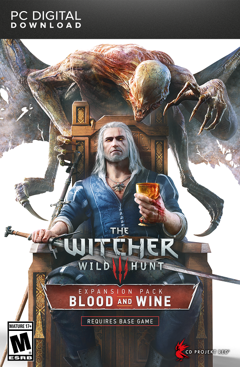 The Witcher 3 Wild Hunt Blood and Wine – CODEX