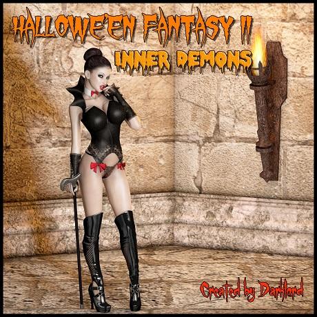 Darklord - Halloween Fantasy 2 - Inner Demons
