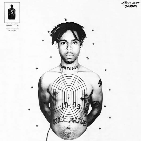 Vic Mensa - There's Alot Going On (2016)