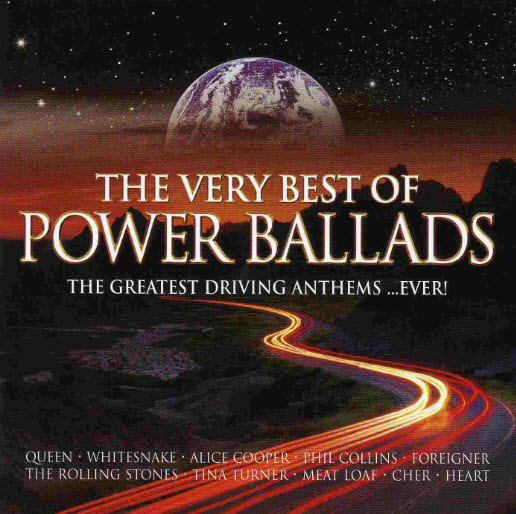 Power Ballads Collection I II III The Very Best Of 9 CD