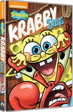 Spongebob - Krabby Days (2016) DVD9 Copia 1-1 ENG GER SPA FRA ITA OLA