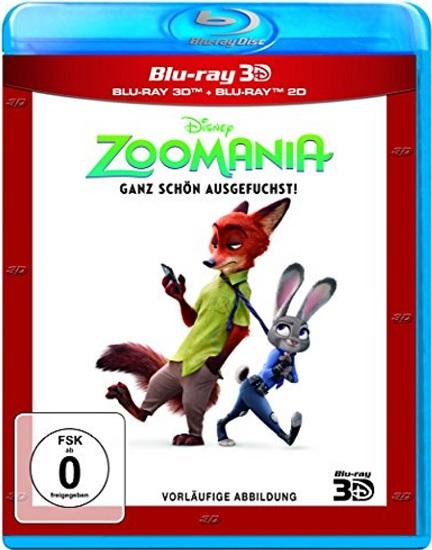 Cveprviq in Zoomania 3D H-OU 2016 German DTS DL 1080p BluRay x264