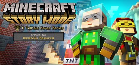 Minecraft Story Mode Episode 6 – CODEX