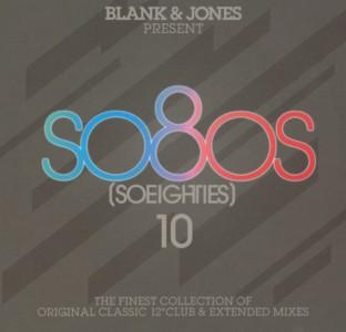 Blank & Jones present So80s (So eighties) - Vol. 10 (3CD) (2016)